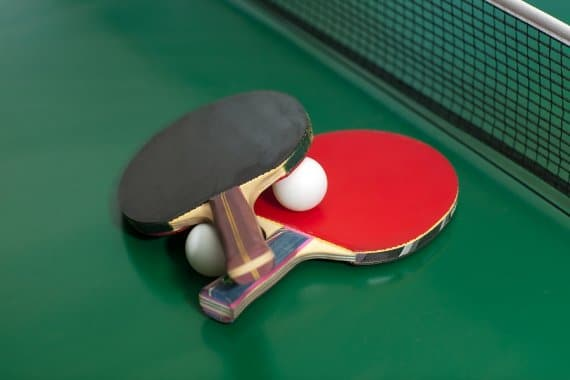 Table Tennis Racquets