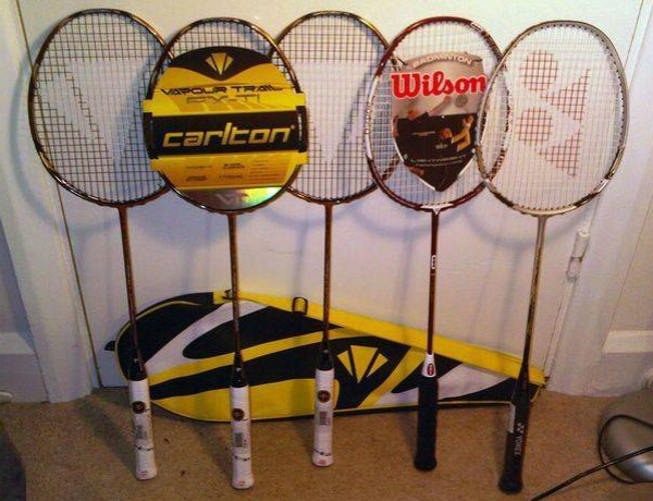 which is the best badminton racket