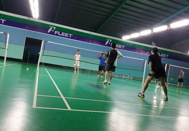 badminton workable system